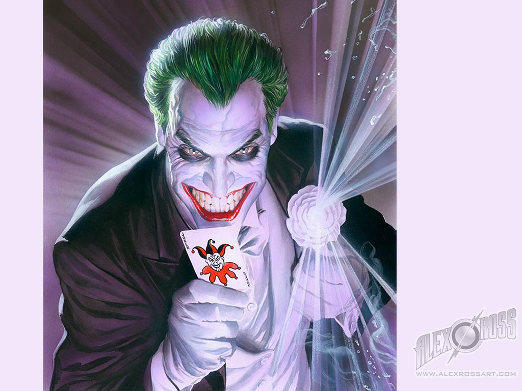 Index Of Wp Content Gallery Alex Ross Joker Gallery