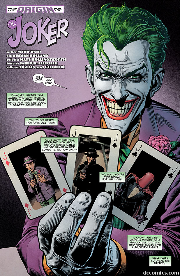 Joker Origin Story Draws Out The Geek In Cnns Jake Tapper And Us