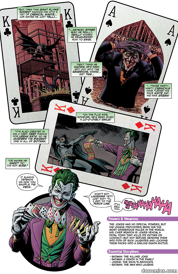 <b>Joker origin</b> story draws out the geek in CNN&#39;s Jake Tapper (and us ...