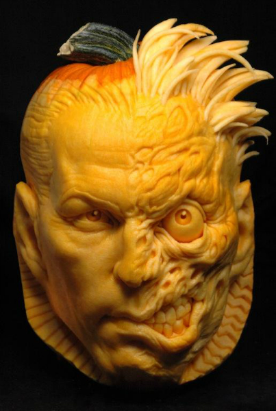 I Call This Extreme Pumpkin Carving Amazing My Site