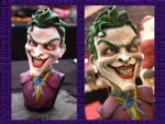 Joker Art for the Masses:  Joker Cake
