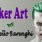 Joker Speed Art By Marcello Barenghi